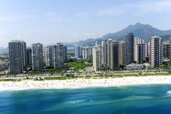 Barra DA Tijuca, Rio de Janeiro Lizenzfreies Stockfoto