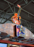 Barra de café de Austin Java no aeroporto Imagens de Stock Royalty Free