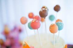Barra de caramelo Fotografía de archivo