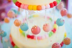 Barra de caramelo Fotos de archivo libres de regalías