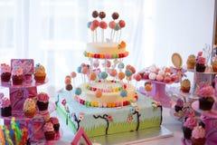 Barra de caramelo Imagen de archivo libre de regalías