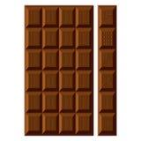 Barra de Chocolat. Imágenes de archivo libres de regalías