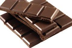 barra de chocolate Imagem de Stock