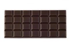 Barra de chocolate Imagens de Stock Royalty Free
