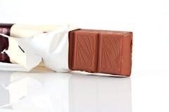 Barra de chocolate, Fotografía de archivo libre de regalías