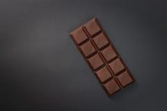 Barra de chocolate Imagem de Stock Royalty Free