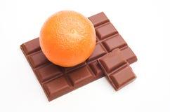 Barra de chocolate fotos de stock