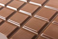 barra de chocolate do leite Fotografia de Stock Royalty Free