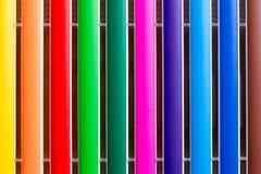Barra de cores Imagem de Stock