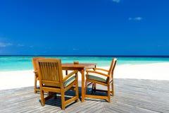 Barra de la playa Fotografía de archivo libre de regalías