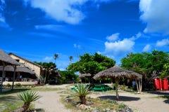 Barra de la playa Imágenes de archivo libres de regalías