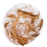 Barra de pan (aislada en blanco) Foto de archivo