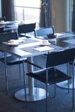 Barra del café del restaurante en hotel de lujo Fotos de archivo