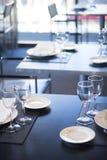 Barra del café del restaurante en hotel de lujo Fotografía de archivo