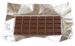 Barra del chocolate Fotos de archivo