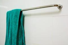 Barra del cuarto de baño fotos de archivo