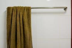 Barra del cuarto de baño foto de archivo