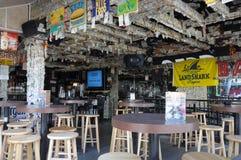 Barra del dollaro in Key West, Florida Fotografia Stock