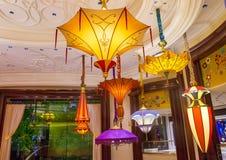 Barra del parasol de Las Vegas Fotos de archivo libres de regalías