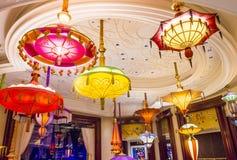 Barra del parasol de Las Vegas Imagenes de archivo