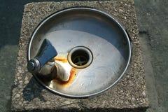 Barra del refresco Imagen de archivo libre de regalías