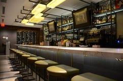 Barra del restaurante fotos de archivo libres de regalías