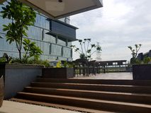 Barra del tejado Foto de archivo libre de regalías
