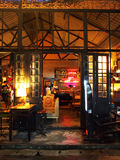 Barra del vintage, Tailandia Imágenes de archivo libres de regalías