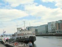 Barra della barca di Cill Airne Corcaigh Immagine Stock Libera da Diritti