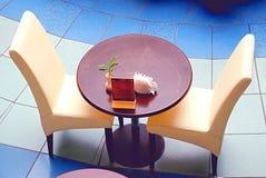 Barra di caffè Immagine Stock