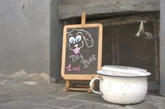 Barra di cane Fotografia Stock Libera da Diritti