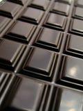 Barra di cioccolato Fotografie Stock