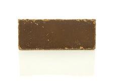 Barra di cioccolato. Fotografia Stock Libera da Diritti
