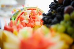 Barra di frutta Immagini Stock Libere da Diritti
