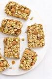 Barra di nutrizione, granola immagine stock libera da diritti