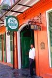 Barra di OBriens del picchiettio di New Orleans immagine stock