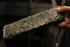 Barra di oro di Dore Fotografie Stock