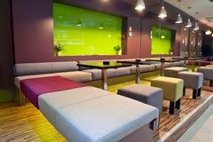 Barra do café Imagens de Stock Royalty Free