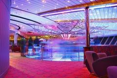 Barra do clube nocturno Foto de Stock Royalty Free