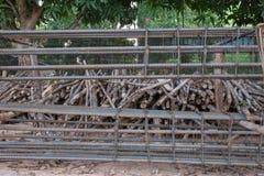Barra do reforço Imagem de Stock