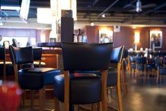 Barra do restaurante imagem de stock royalty free