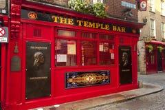 A barra do templo Imagens de Stock Royalty Free