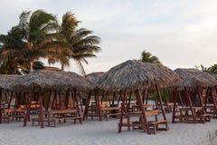 Barra en la playa Fotos de archivo libres de regalías