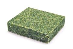 Barra Handmade del sapone Immagini Stock