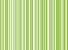 Barra irregolarmente il bianco verde del fondo Immagini Stock
