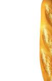 Barra lateral del Baguette imágenes de archivo libres de regalías