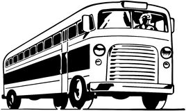 barra-ônibus ilustração do vetor