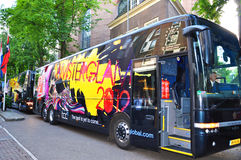 barra-ônibus foto de stock royalty free