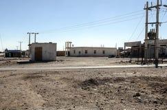 Barra no deserto do shobak Imagem de Stock Royalty Free