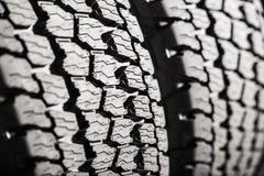 Barra Offroad do passo dos pneus imagens de stock